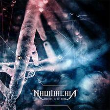 "Naumachia ""Machine Of Creation"" (NEU / NEW) Death-Metal"
