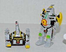 MIGHTY MORPHIN POWER RANGERS - (6) SIX Action Figure Collection