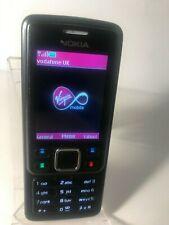 Nokia 6300 - Black (Unlocked) Mobile Phone - Good Condition