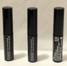 3x Clinique High Impact Mascara 3.5ml Each New Free Shipping
