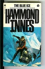THE BLUE ICE by Hammond Innes, Avon #V2404 crime spy pulp vintage pb