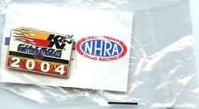 VINTAGE K&N NHRA 2004 POMONA WINTER NATIONALS HAT PIN AUTO CAR DRAG RACING RARE