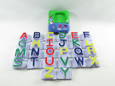 Leap Frog Fridge Phonics Magnetic Alphabet Letter Set Complete Working A to Z