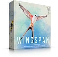 Wingspan 2nd Edition Boardgame Stonemaier Solo to 5 Player Family Game