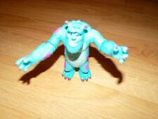 "Disney Monsters University Sulley Sully 5"" Action Figure Toy Spin Master EUC"