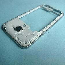 100% Original Samsung Galaxy S4 Mini Traseros Laterales Chasis + Cámara Cristal I9195