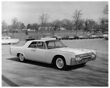 1961 Lincoln Continental Press Photo 0033