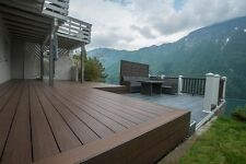 Composite Decking Forma Havana 10 Square Metre Pack (incl. fixings)