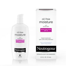 Neutrogena Oil-Free Moisture With Broad Spectrum Spf 35 Sunscreen, 2.5 Fl. Oz.