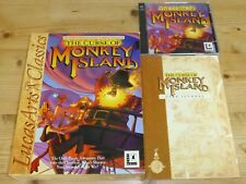The Curse of Monkey Island-LucasArts-PC-Big Box