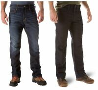 5.11 Tactical Men's Defender Flex Jean Straight, Style 74477, Waist 28-44