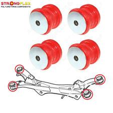 4 silentblocs polyuréthane pour essieux arrière, pour Alfa Romeo 159