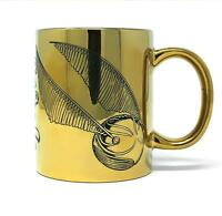 Harry Potter Tasse I'm A Catch - Snitch Schnatz Premium Kaffeetasse, Becher Gold