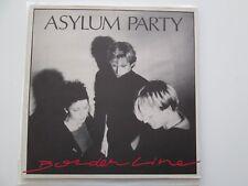 ASYLUM PARTY BORDERLINE LP REF ARTY9 LITTLE NEMO MARY GOES ROUND