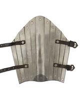 Ulfberth Armstulpe Stahlstreifen Einzeln Armrüstung Armschützer Mittelalter LARP