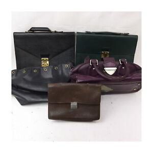Louis Vuitton Epi Taiga Hand Bag Shoulder Bag Brief Case Clutch 5pc set 525510