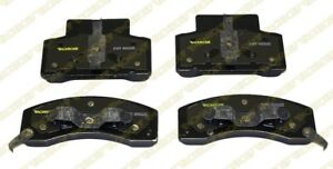 Frt Premium Semi Metallic Brake Pads  Monroe  DX459