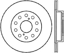 Disc Brake Rotor-Base Rear Right Stoptech 126.44072CSR fits 1991 Toyota MR2