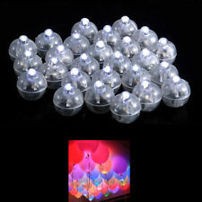 150 Good Led Ball Lamps Balloon Light fit Paper Lantern Wedding Party Decoration