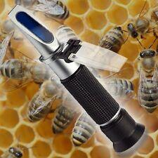 Apicultor miel Refractómetro BRIX Baume R03 de agua
