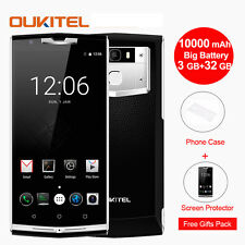 "OUKITEL K10000 Pro 5.5"" FHD 4G LTE Android Mobile Octa Core 3GB+32GB 10000mAh"