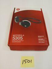 Motorola S305 Bluetooth Wireless Stereo Headset w/ Microphone