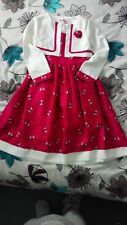 Girls Beautiful Dress, Summr Party, Wedding, Special Occasion, Xmas, Age 10