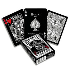 Bicycle Black Tiger playing cards Standard index Poker Magic USPCC 1 Deck New US