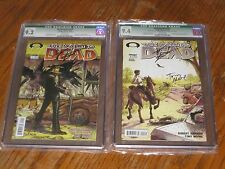 Complete First Print Set Walking Dead 1 - 180 (All Signed)