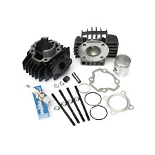 Yamaha PW50 QT50 engine rebuild kit head bore cylinder barrel piston ring gasket