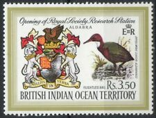 British Indian Ocean Territory 1971 Opening of Research Station mint stamp MNH