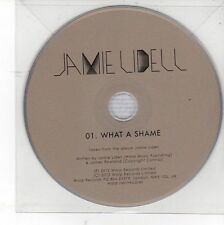 (DV62) Jamie Lidell, What A Shame - 2012 DJ CD