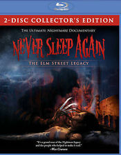 Never Sleep Again: The Elm Street Legacy [Blu-ray] BRAND NEW, FREE SHIPPING!!!!
