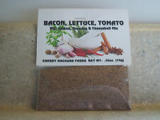 Bacon Lettuce Tomato Dip Mix, makes dips, spreads, cheese balls &salad dressings