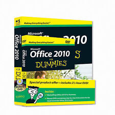 Office 2010 For Dummies, Wang, Wallace, Good, Paperback
