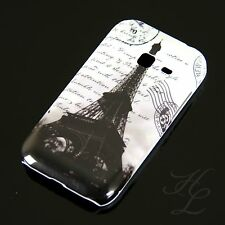 Samsung Galaxy Ace Duos s6802 Hard Case Cellulare Cover Astuccio Eiffel Torre SW