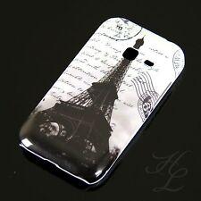 Samsung Galaxy Ace Duos S6802 Hard Case Handy Hülle Cover Etui Eifelturm SW