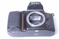 NIKON F70 SLR 35MM CAMERA IN NICE CONDITION AND WORKS 100%.