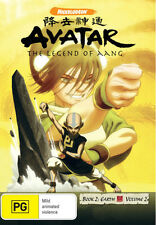 AVATAR BOOK 2 EARTH Volume 2 : NEW DVD