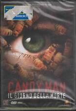 Candy Man Il Giorno Della Morte DVD Xander Berkeley / Mark Daniels Nuovo Sig.