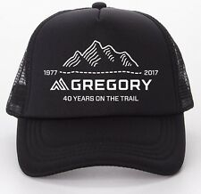 gregory 40th year baseball trucker cap