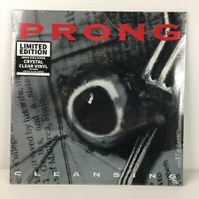 Prong - Cleansing [LP] (180 Gram, Crystal Clear Vinyl) NEW