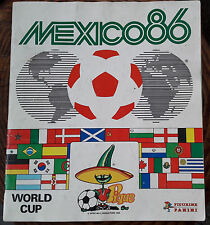 MEXICO 86 PANINI STICKERS completare il tuo album PICK 5