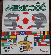 MEXICO 86 panini stickers Terminer votre album Pick 5