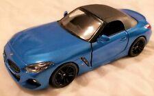 Kinsmart - 1:34 Scale Model BMW Z4 Blue (BBKT5419DBL)
