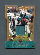 2004 Ricky Williams Fleer Skybox Limited Edition Game-Worn Jersey Patch /99 SP