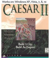 Caesar II 2 PC Game
