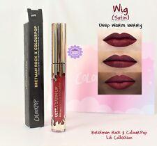 ColourPop x Bretman Rock - Wig Ultra Matte Lip *100% GENUINE* Liquid Lipstick