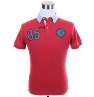 Tommy Hilfiger Mens Short Sleeve H Logo Custom Fit Polo Shirt - Free $0 Ship