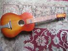 Leif Hansson vintage acoustic parlor guitar made in Norway RARE for sale